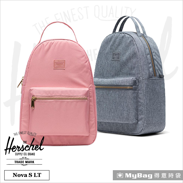Herschel 後背包 Nova Small Light 小型 休閒後背包 Nova S Light 得意時袋