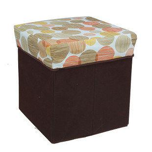 大號方形多功能折疊收納兩用凳