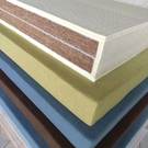 坐墊 定做天然椰棕沙發墊飄窗墊子紅木實木椅墊高密度海綿加厚加硬