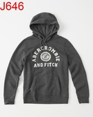 AF Abercrombie & Fitch A&F A & F 男 當季最新現貨 帽t外套 AF J646
