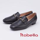 •嚴選全真皮製成  •修飾腳型橢圓頭鞋楦