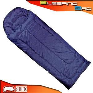 【RHINO 犀牛】經濟型中空纖維睡袋(登山睡袋. 休閒睡袋.露營用品.輕量睡袋.推薦哪裡買專賣店)