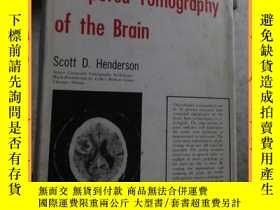 二手書博民逛書店英文書罕見pathology in computed tomography of the brain腦ct的病理學