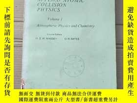 二手書博民逛書店applied罕見atomic collision physics volume 1(P1779B)Y1734