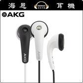 【海恩數位】AKG Y16A 簡約風格 智慧型手機專用 輕量耳塞式耳機 (白/黑)