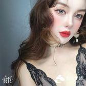 假髮-韓版時尚假發女長發時尚中分劉海長卷發女士日常逼真自然整頂頭套