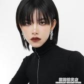 耳環2020年新款潮耳釘小眾設計感高級耳夾個性夸張耳飾女 極簡雜貨