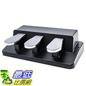 [美國直購] M-Audio SP-Triple 電子琴 鋼琴合成鍵盤-延音踏板 Electronic Keyboard Pedal with Sustain, Soft