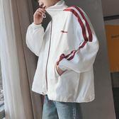 秋季外套男生韓版學生寬鬆百搭港風外套原宿