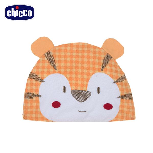 chicco-動物之森-造型嬰兒帽-老虎