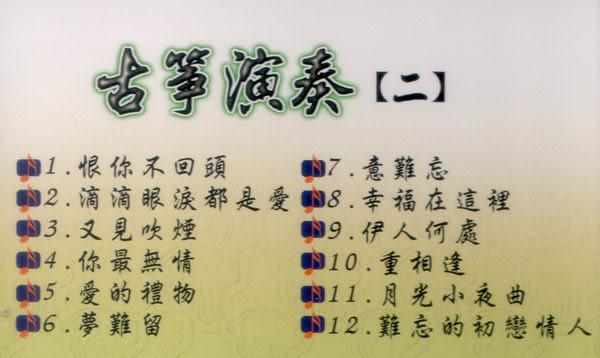 古箏演奏 古典心韻 2 CD (音樂影片購)
