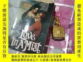 二手書博民逛書店Love罕見in A MistY308086 A Dell BOOK A dell Book ISB