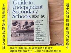 二手書博民逛書店Guide罕見to Independent Secondary