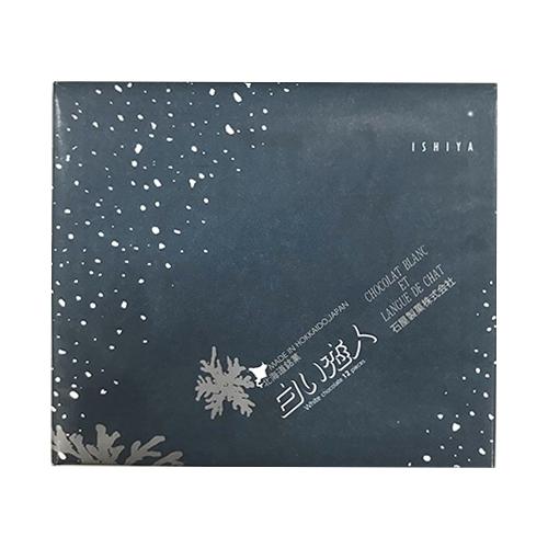 《石屋製菓》北海道白色戀人巧克力夾心餅乾【愛買】
