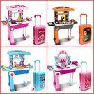 玩具 女孩過家家仿真梳妝台兒童化妝品廚房...