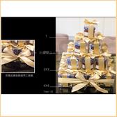幸福朵朵【甜蜜蜜「透明盒裝」瑞士進口hero蜂蜜小禮盒 x 30盒 (金色緞帶)-送客小禮婚禮小物
