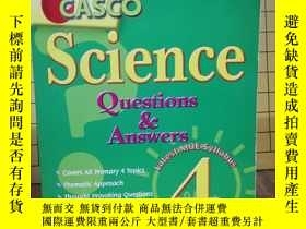 二手書博民逛書店SCIENCE罕見QUESTIONS & ANSWERS 4Y1