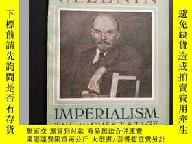 二手書博民逛書店Imperialism,The罕見Highest Stage O