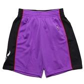 MITCHELL & NESS M&N 短褲 球褲 復古 暴龍 客場紫 (布魯克林) MNSWSG246M