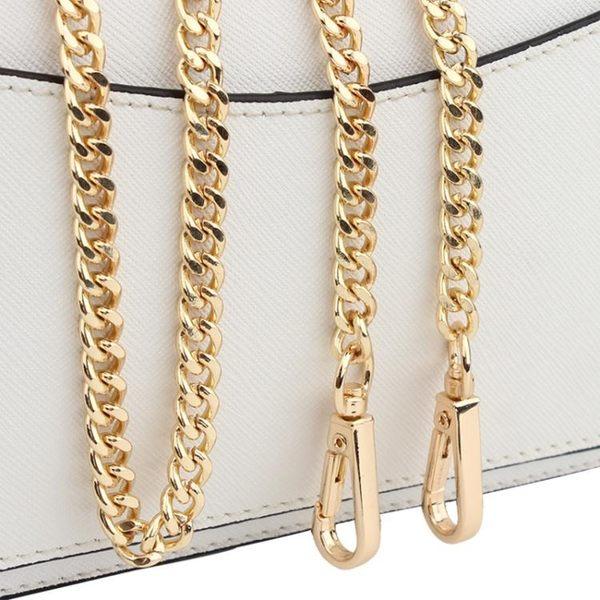 包包鏈條帶配件帶包鏈子單肩帶斜挎背包帶子斜跨寬鐵鏈單買金屬鏈 快速出貨