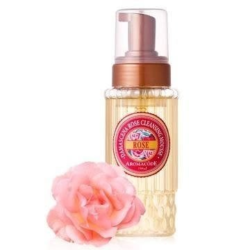 ●魅力十足● BIOCHEM 雅聞 倍優大馬士革玫瑰氨基酸淨白洗卸二用慕絲 250ML