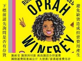 二手書博民逛書店Oprah罕見Winfrey: Run the show lik