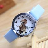可愛卡通恐龍兒童小男孩手錶 學生女孩石英電子腕錶 禮物腕錶