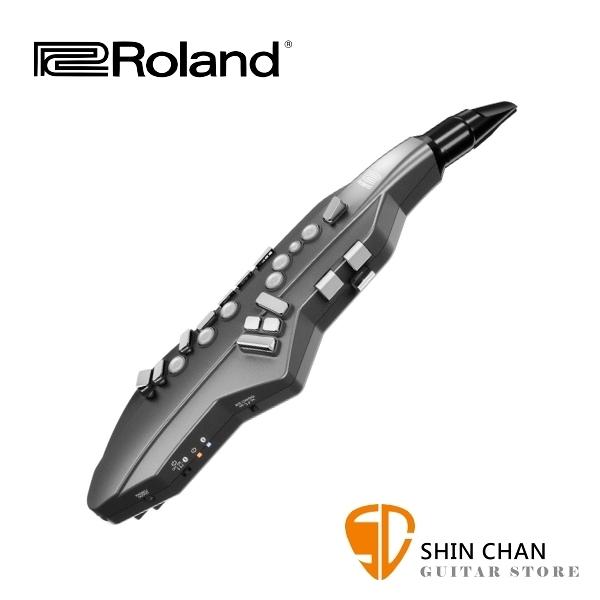 首批預購Roland AE-05 薩克斯風 Aerophone GO 數位薩克斯風 AE05 電子吹管/電子薩克斯風(電吹管)
