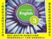 二手書博民逛書店Cambridge罕見Checkpoint English St
