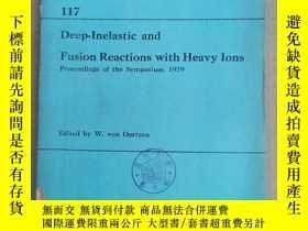 二手書博民逛書店deep-inelastic罕見and fusion reactions with heavy ions(P213