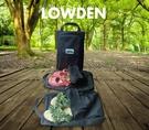LOWDEN 特極特厚透氣耐磨網鞋袋...