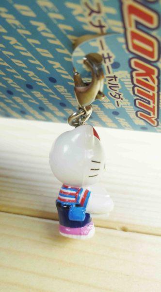 【震撼精品百貨】Hello Kitty 凱蒂貓~KITTY限定版吊飾拉扣-佐川急便