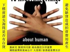 二手書博民逛書店Ten罕見Interesting Things About Human BehaviorY255562 Suz