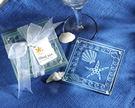 海洋透明杯墊 (兩入裝) 婚禮小物 送客小禮 婚禮佈置/組