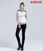 BOBSON 女款高腰緊身牛仔褲(8076-52)