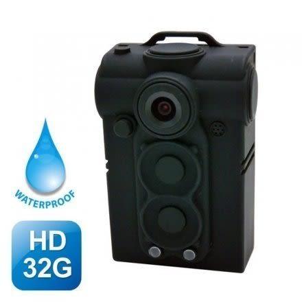 黑熊館 隨身寶 UPC-713LF 超廣角防水防摔密錄器/行車記錄器 基本款32G 1080P 32G F2.0