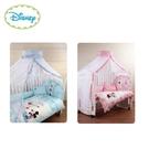 【VIVIBABY】迪士尼嬰兒蚊帳組(DSU55001米奇藍)990元