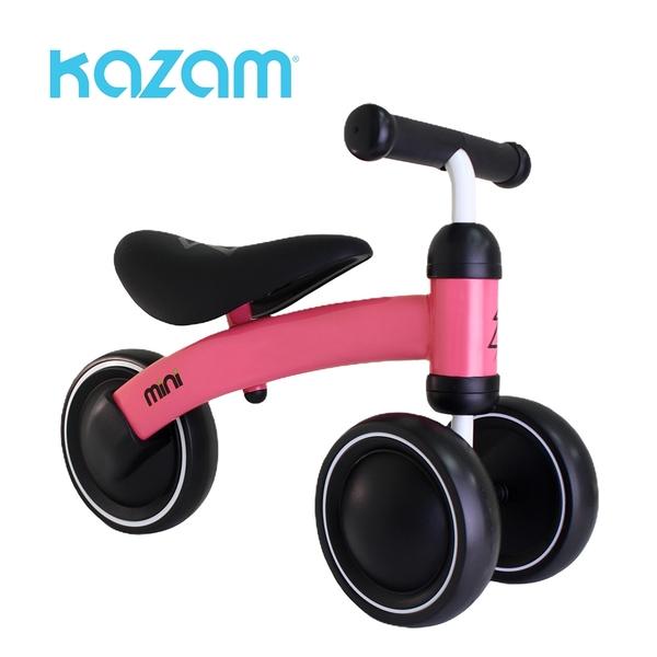 Kazam mini 美國 寶寶滑步車 / 平衡車 / 滑行車 / 三輪車 -粉色