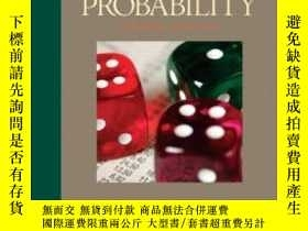 二手書博民逛書店A罕見First Course In ProbabilityY364682 Sheldon Ross Pear