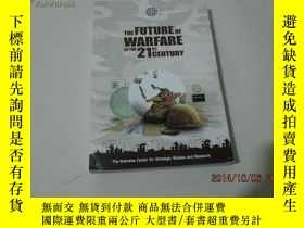 二手書博民逛書店THE罕見FUTURE OF WARFARE IN THE 21