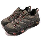 Merrell 戶外鞋 Moab 2 GTX 黑 咖啡 Gore-Tex 防水 透氣 越野 休閒鞋 運動鞋 女鞋【PUMP306】 ML41106