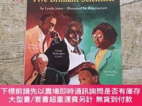二手書博民逛書店Great罕見Black Heroes: Five Brilliant Scientists (LEVEL 4)