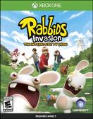 X1 Rabbids Invasion 瘋狂兔子 全面侵略 TV 互動遊戲(美版代購)