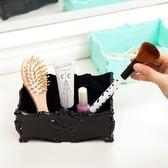 化妝品收納盒 珠寶盒 首飾盒【SK1333】HappyLife