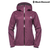 Black Diamond M697 STORMLINE 女 防水透氣外套 / 城市綠洲 (BD.dry、2.5L、輕量、防風、雙向彈性)