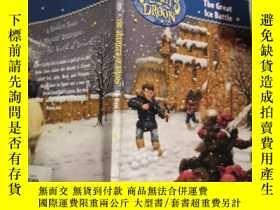 二手書博民逛書店the罕見great ice battle 偉大的冰戰Y200392
