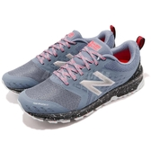 New Balance 越野慢跑鞋 NB WTNTRRR1 藍 銀 輕量跑鞋 運動鞋 舒適大底 女鞋【PUMP306】 WTNTRRR1D
