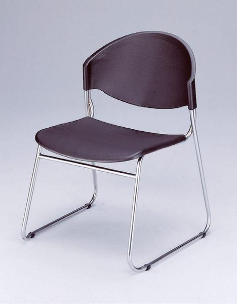 【 IS空間美學】深褐色巧思椅