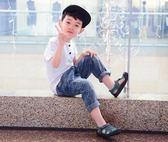 涼鞋男童涼鞋新品正韓夏季中大童小學生防滑包頭兒童沙灘鞋男童鞋   新年下殺
