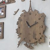 創意掛鐘客廳現代歐式時尚掛錶靜音兒童臥室個性石英鐘